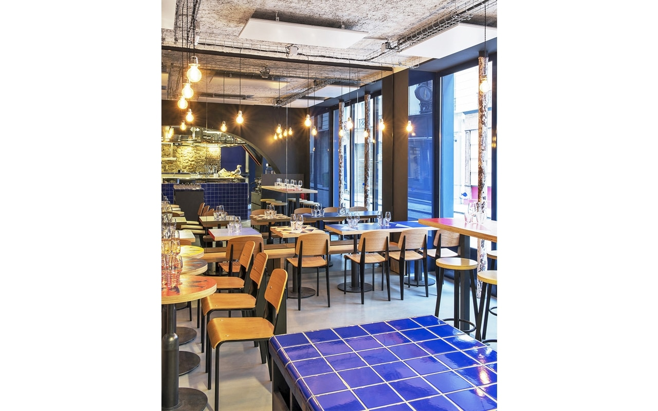 Poissonnerie Restaurant Paris