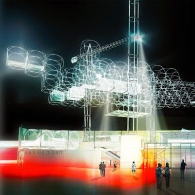 MUSÉE DU FUTUR . Berlin