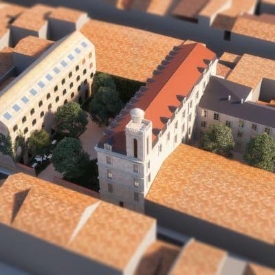 LA MAISON DES SYNDICATS . La Rochelle